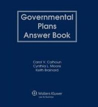 Governmental Plans Answer Book, Fourth Edition
